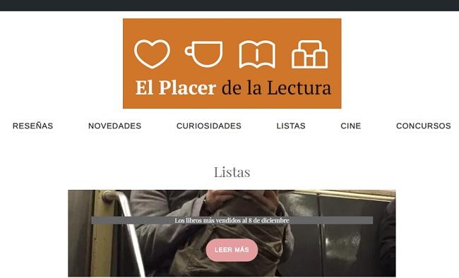 Blog - El Placer de la Lectura
