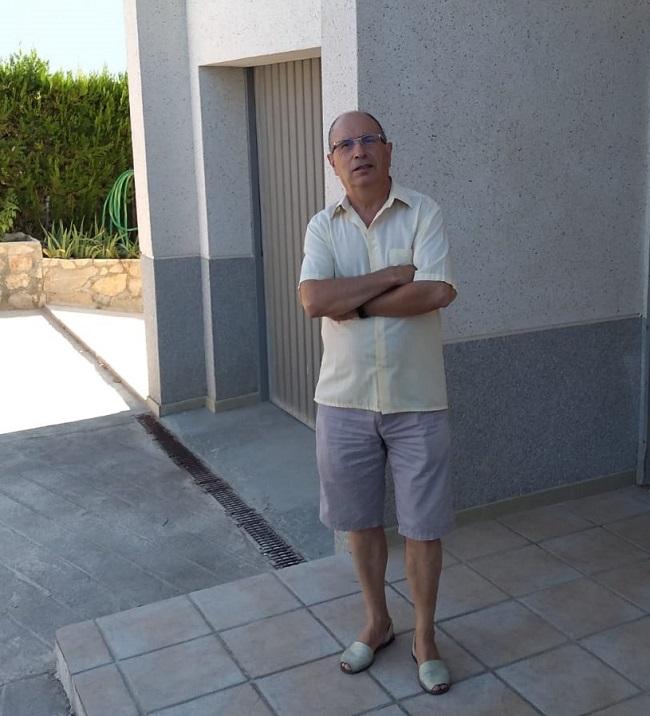Rafael Villegas, autor de la Editorial viveLibro