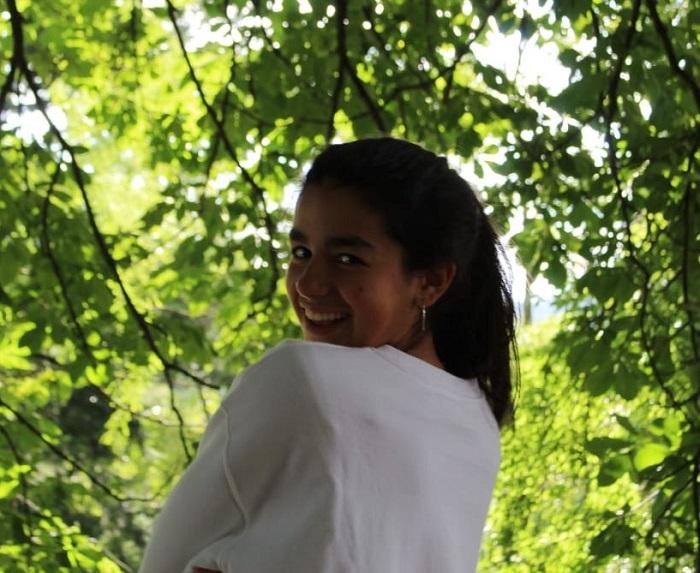 Estudiante y Autora de libro Catarsis del IES Rosalía de Castro de Santiago